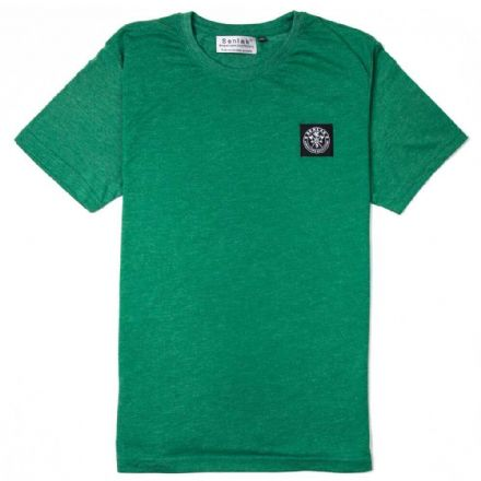 "Senlak ""Oswin""  T-Shirt - Heather Bottle Green"